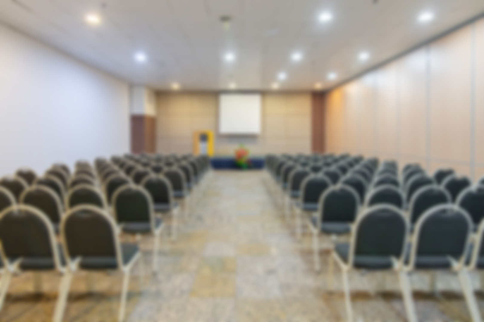 Salão San Polo 1 Eventos Ponta Mar Hotel - Fortaleza