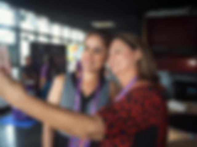 Olha a selfie! Hotel Summit 2019