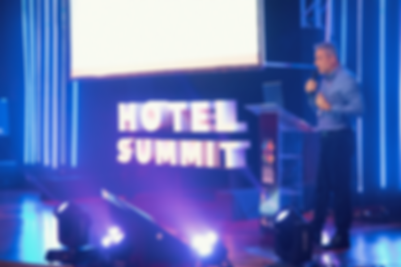 Palestrante Armando Ramirez -Hotel Summit 2019