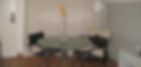Area de estar da Suite Luxo