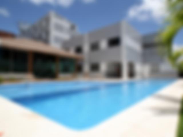 Area de lazer com piscina aquecida - Camaçari Plaza Hotel
