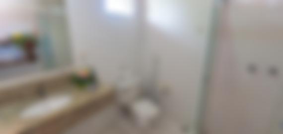 Banheiro Quarto Duplex Standard Hotel em Morro de São Paulo
