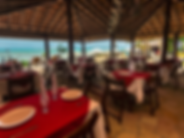 Restaurant Azzurro Third Beach in Morro de Sao Paulo