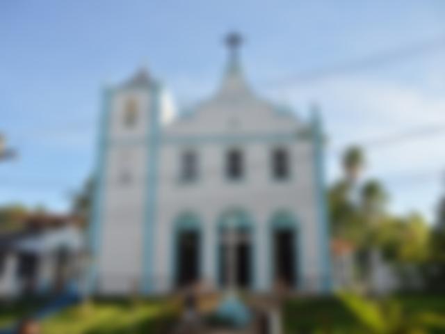 Igreja - Morro de São Paulo - Pousada Passárgada
