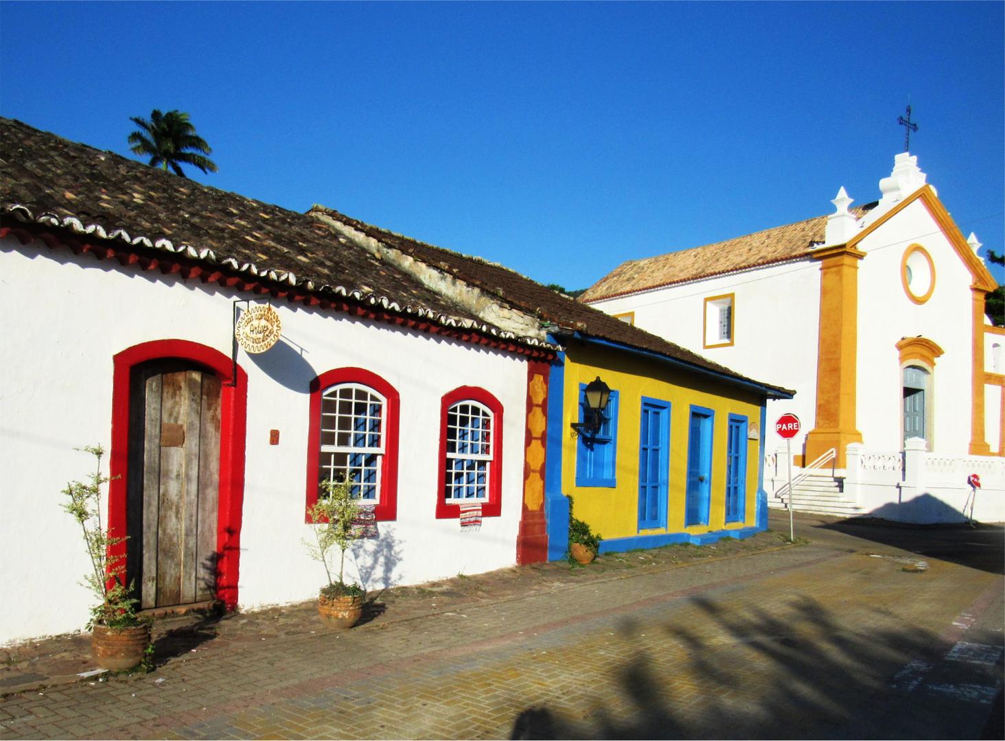 Centro histórico de Florianópolis - Pousada Casa da Lagoa