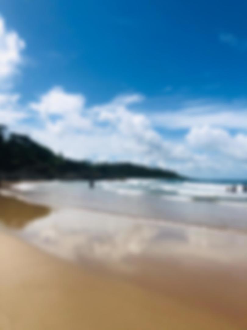 Praia da Ribeira em Itacaré