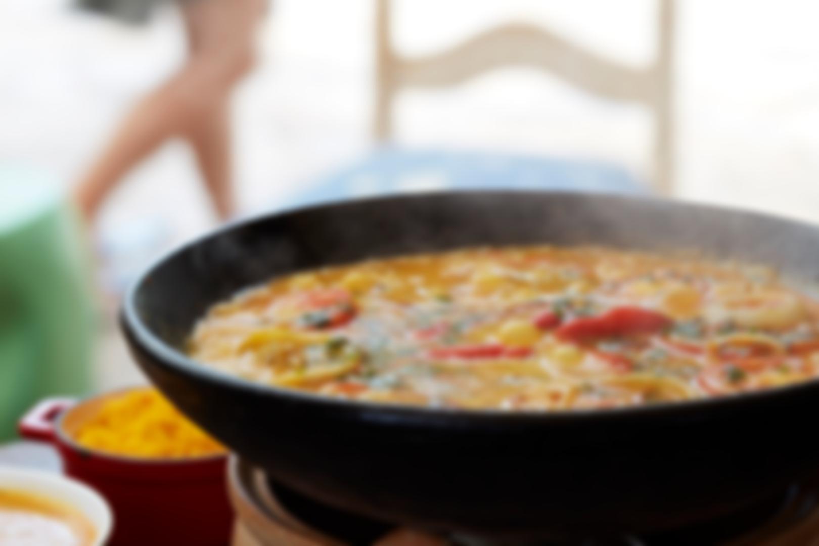 Restaurante - Pousada A Capela - Arembepe