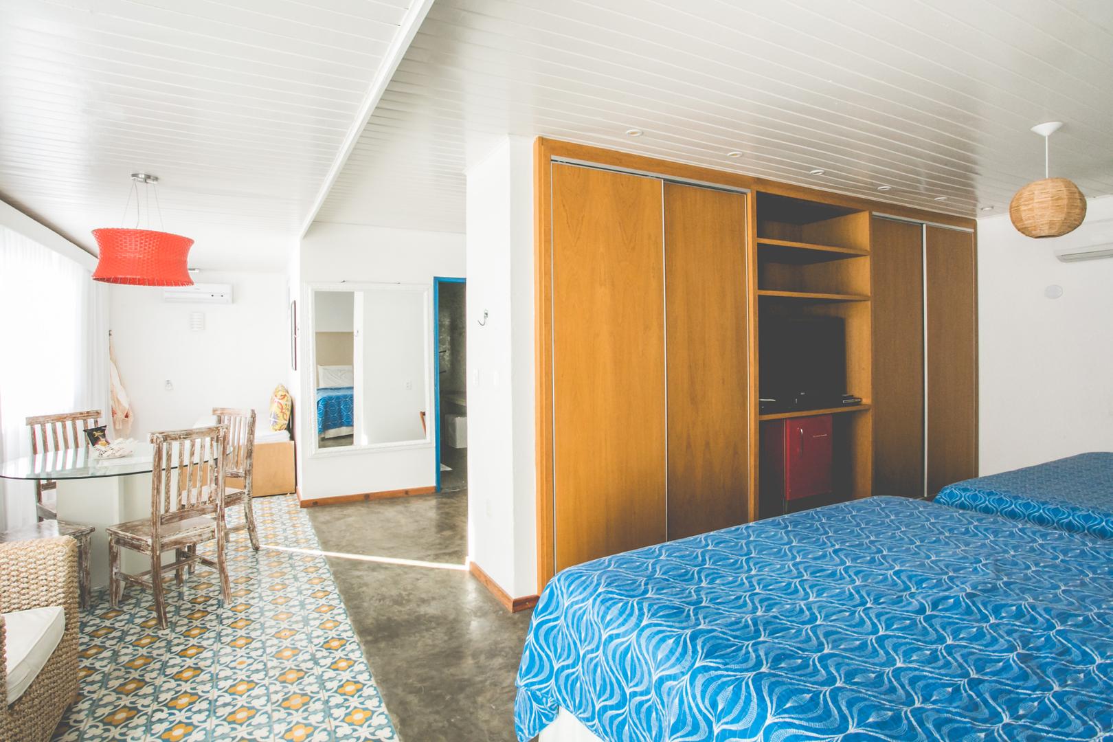 Apartamento 12 e 13 - Pousada A Capela - Arembepe