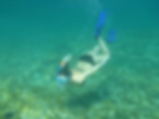 Mergulho livre como batismo para a prática