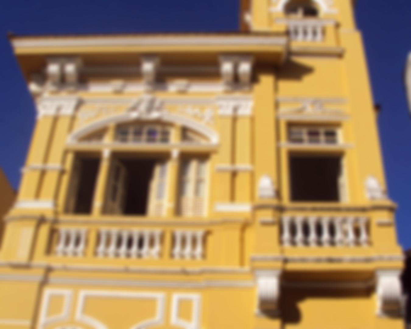 Antiga moradia de Jorge Amado, hoje Casa da Cultura