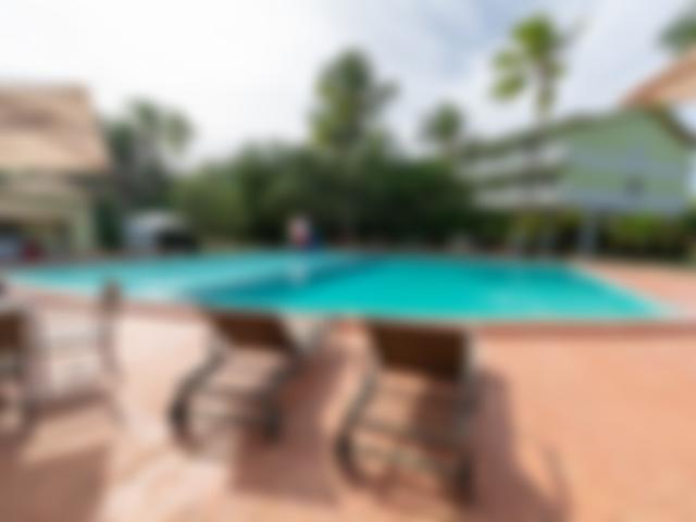 Piscina Lateral  Resort Costa dos Coqueiros Imbassaí