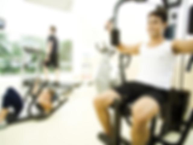 Sala de Fitness - Hotel VillaOeste