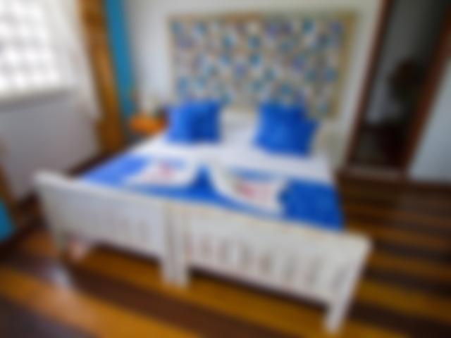 Habitación doble Yemanjá, cama queen, Pelourinho, Salvador