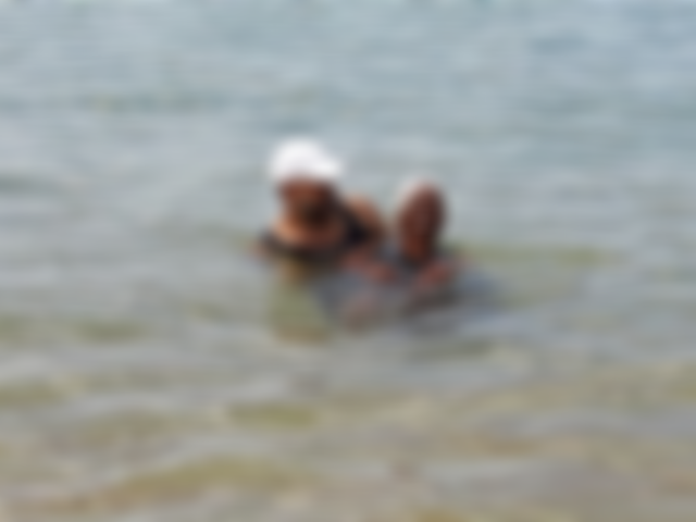 Banho de Mar em frente ao Abrigo - 05.Dez.17