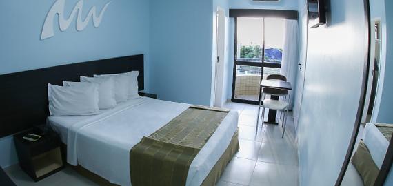 Apartamento Luxo Casal Vista do Real Praia Hotel Aracaju