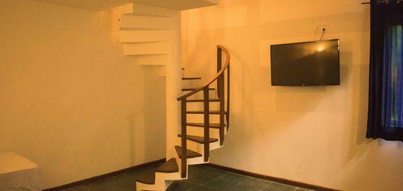Habitación Duplex Estándar - Hotel en Morro de São Paulo