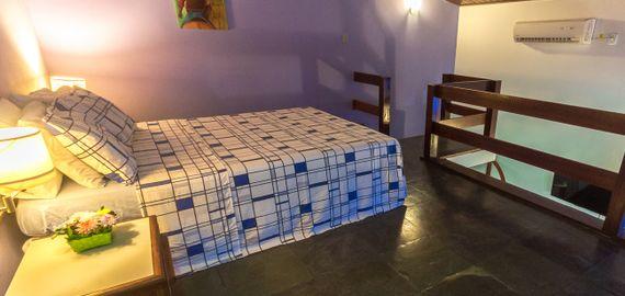 Habitación Estándar Hotel en Morro de Sao Paulo