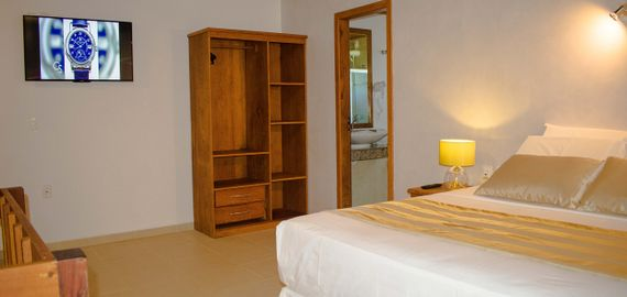 Luxury Duplex Room Hotel in Morro de Sao Paulo