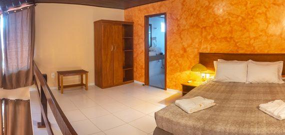 Habitación Duplex Superior - Hotel de Morro de São Paulo