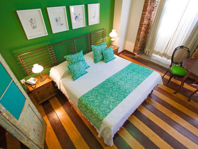 Habitación doble Oxóssi, cama queen, Pelourinho, Salvador