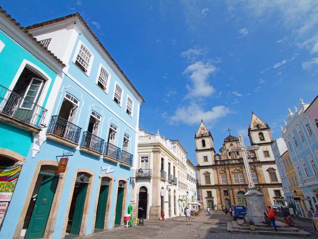 Best location in the heart of Pelourinho, Salvador, Bahia