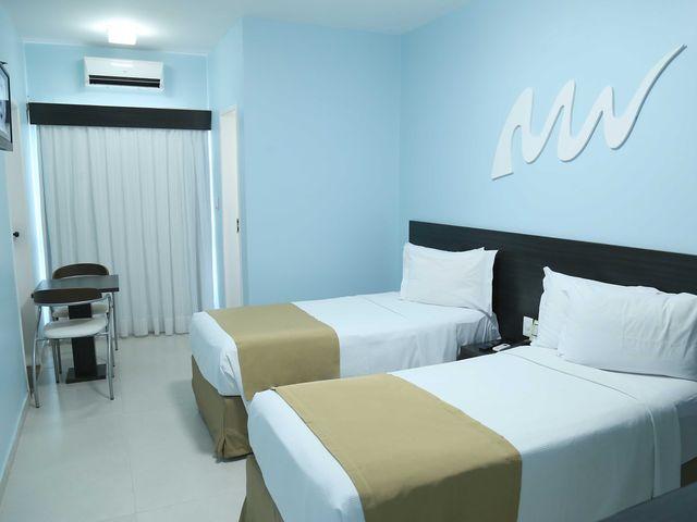 Apartamento Duplo Twin do Real Praia Hotel Aracaju