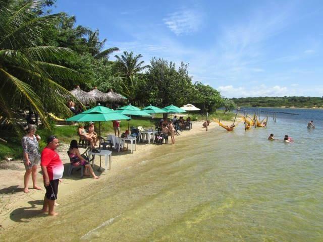Lagoa das Almecegas no Ceará