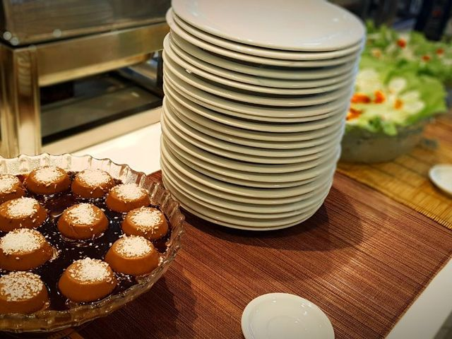 Buffet variado para seu evento corporativo em Camaçari