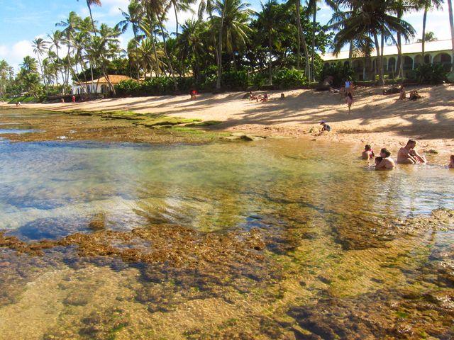 Praia do Portinho - Praia do Forte, Bahia
