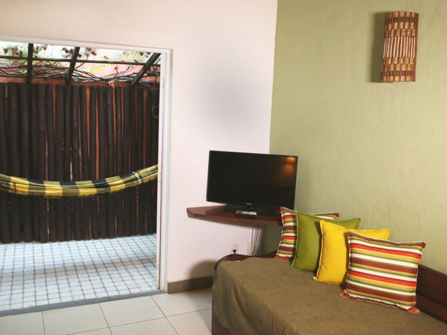 Apartamento Mezanino Piso Inferior - Pousada Praia do Forte