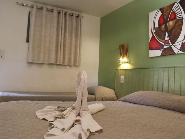 Apartamento Triplo Standand Térro - Pousada Praia do Forte
