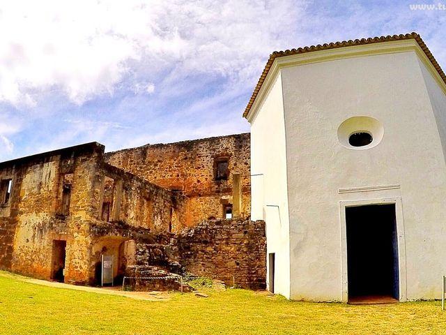 Castelo Garcia D'ávila - Praia do Forte, Bahia