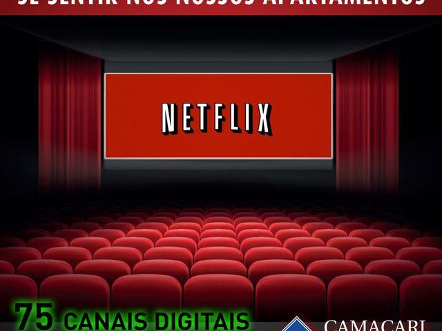 Acesso ao Netiflix - Camaçari Plaza Hotel