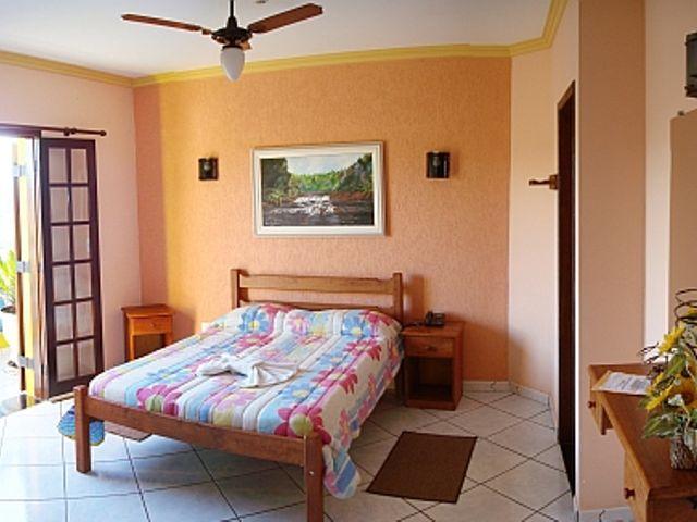 Quarto Casal Sacada - Hotel Nazaré