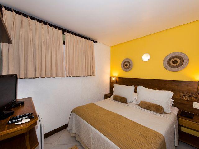 Suite casal - Pousada Passárgada - Morro de São Paulo BA