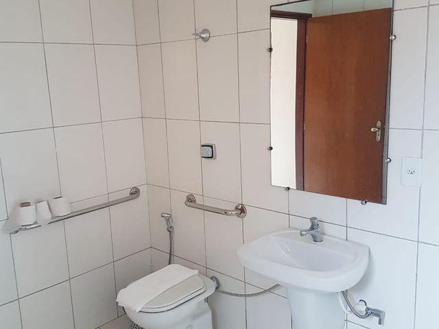 Banheiro - Pousada da Areia