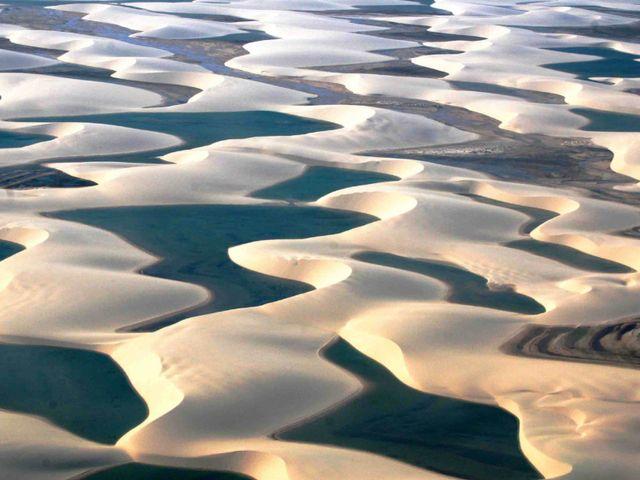 Dunas - Lençóis Maranhenses - Pousada da Areia