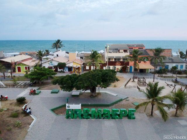 Praça Arembepe - Pousada A Capela