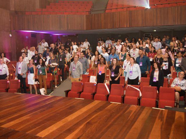 Interação dos nossos participantes no Hotel Summit 2019