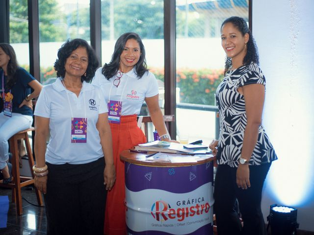 Representantes Registro Gráfica - Hotel Summit 2019