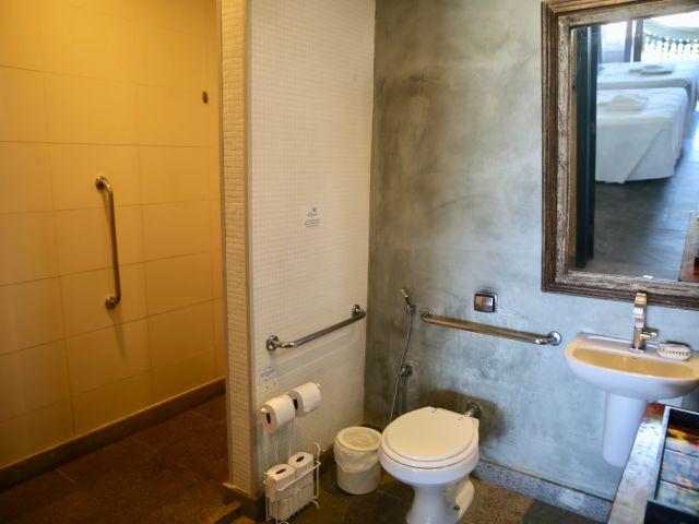 Apartamentos 4, 5 e 6 - Pousada A Capela - Arembepe