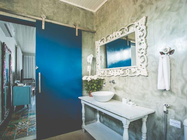 Apartamento 8 - Pousada A Capela - Arembepe