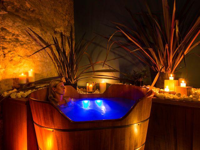 Imagens SPA - BahiaCafé Hotel - Salvador - Bahia