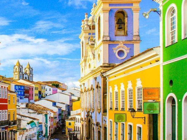 Imagens Pelourinho - BahiaCafé Hotel - Salvador - Bahia