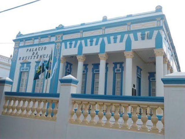 Palácio da Resistência